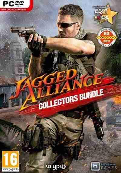 Descargar Jagged Alliance Collectors Bundle [MULTI8][PROPHET] por Torrent